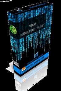TX Hedge Fund / PE List