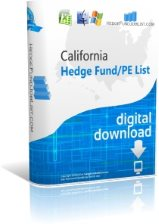 CA Hedge Fund / PE List