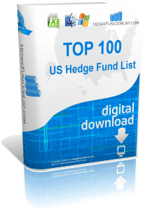 Top 100 US Hedge Funds 2017 - Ranked by AUM